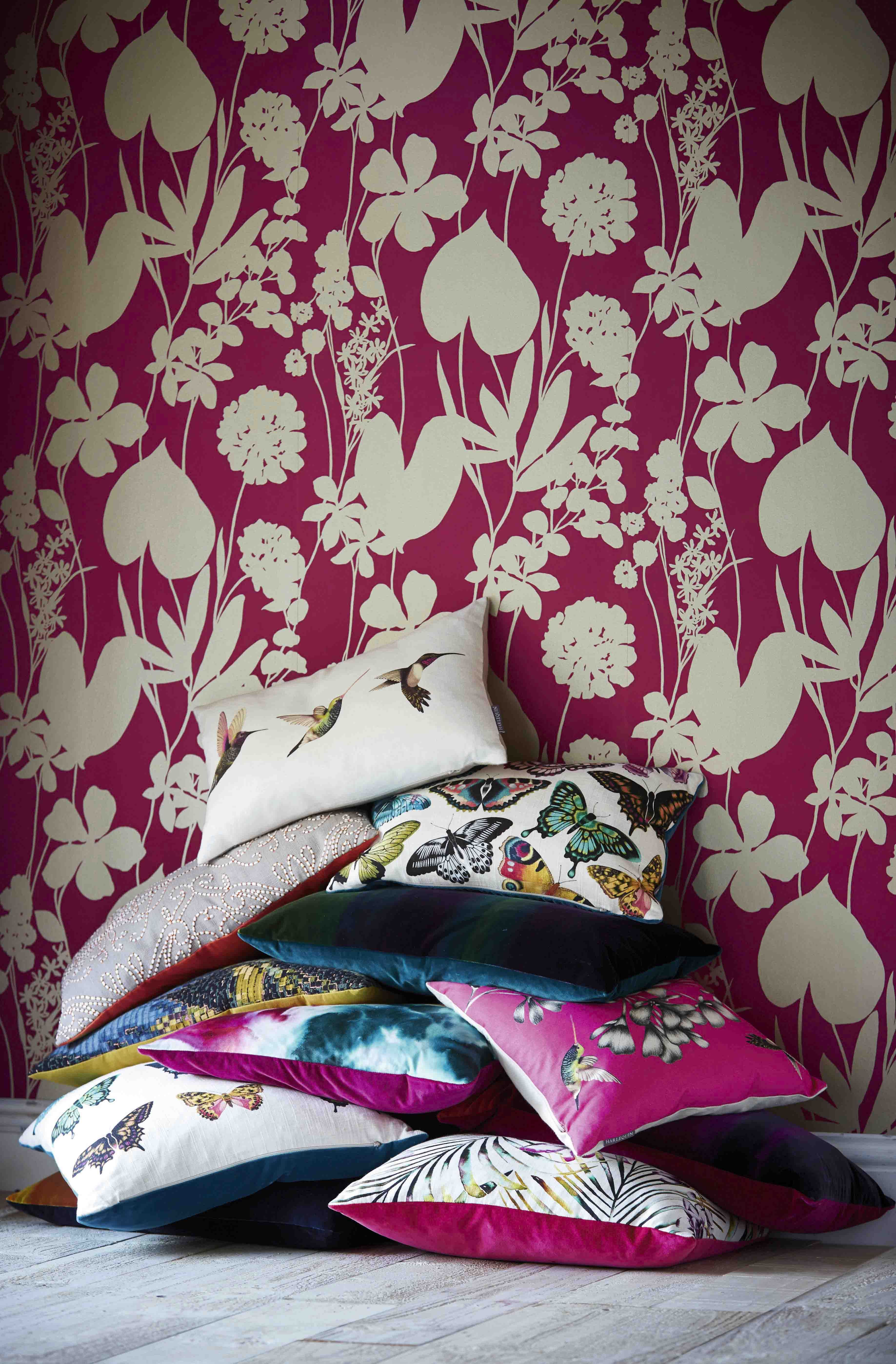 Harlequin's collection of tropically inspired Amazilia
