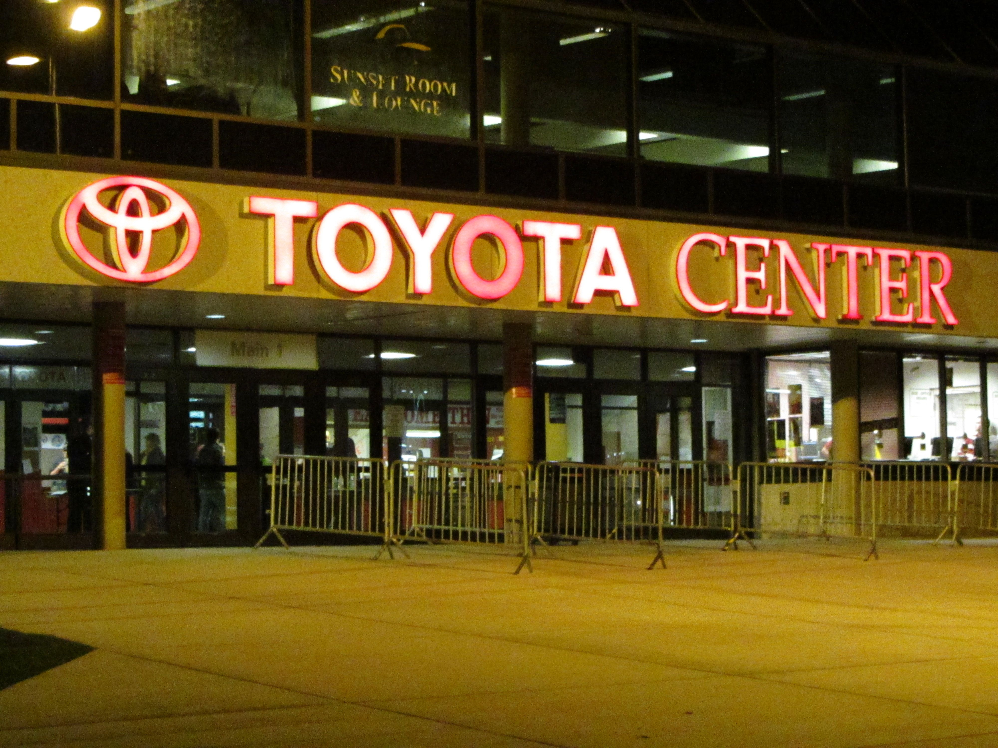 This is the Toyota Center in Kennewick Washington It has hosted