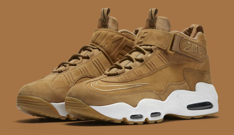 competitive price 08eb3 2772b Wheat Nike Air Griffey Max 1 354912-200   Sole Collector