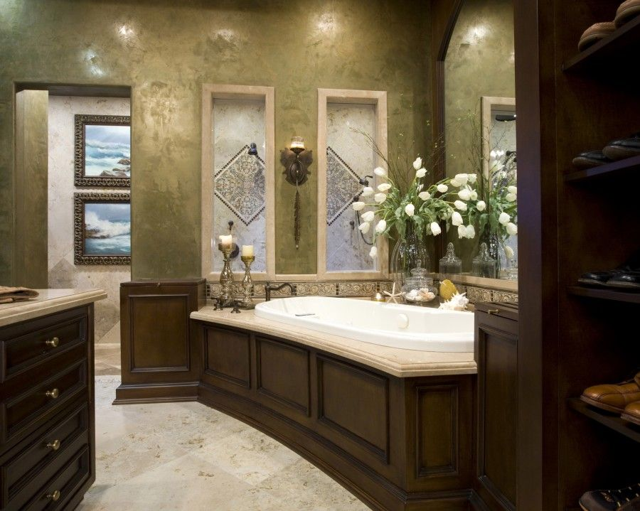 Roomreveal  Bathroom Luxuryrebecca Robeson  Home Decor Simple San Diego Bathroom Design Decorating Inspiration