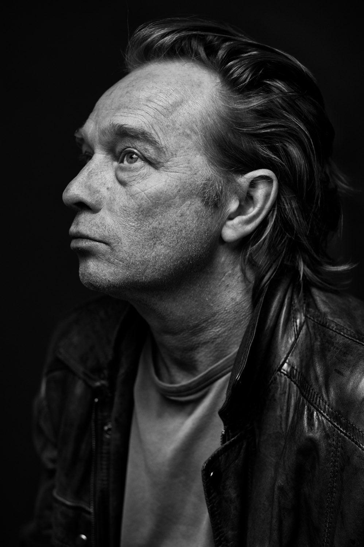 Photographer Lee Jeffries Striking Portraits Will Change: Koos Breukel By Sander Troelstra