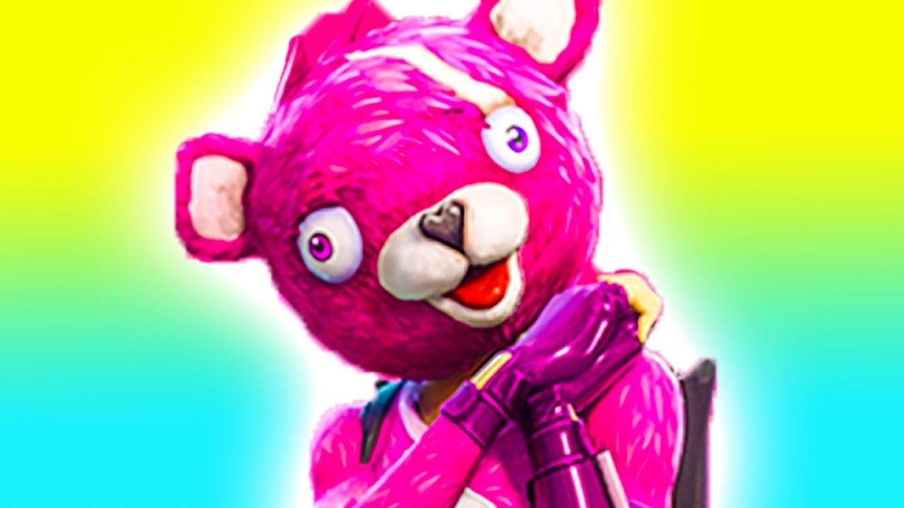 Teddy Bear Wants A Hug Fortnite Battle Royale Pc Valentines Day