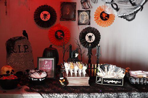 Halloween Party Ideas Halloween Ideas Pinterest Halloween