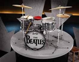 Ringo Starr Ludwig Drum Set