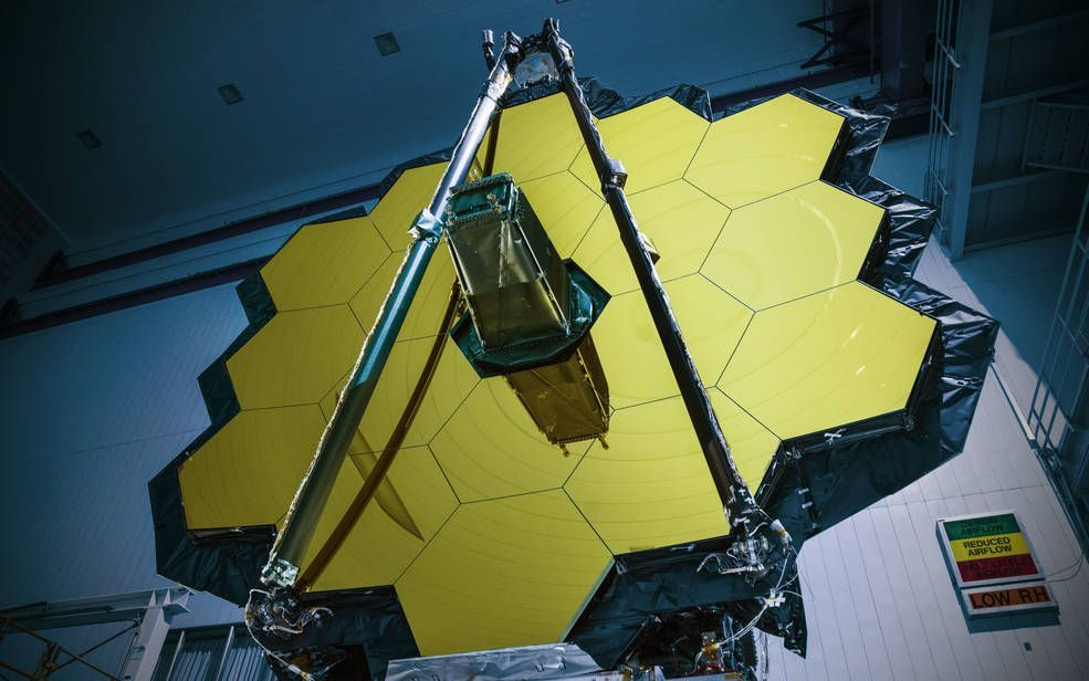 Webb Completes Goddard Testing, Heading to Texas for More ...