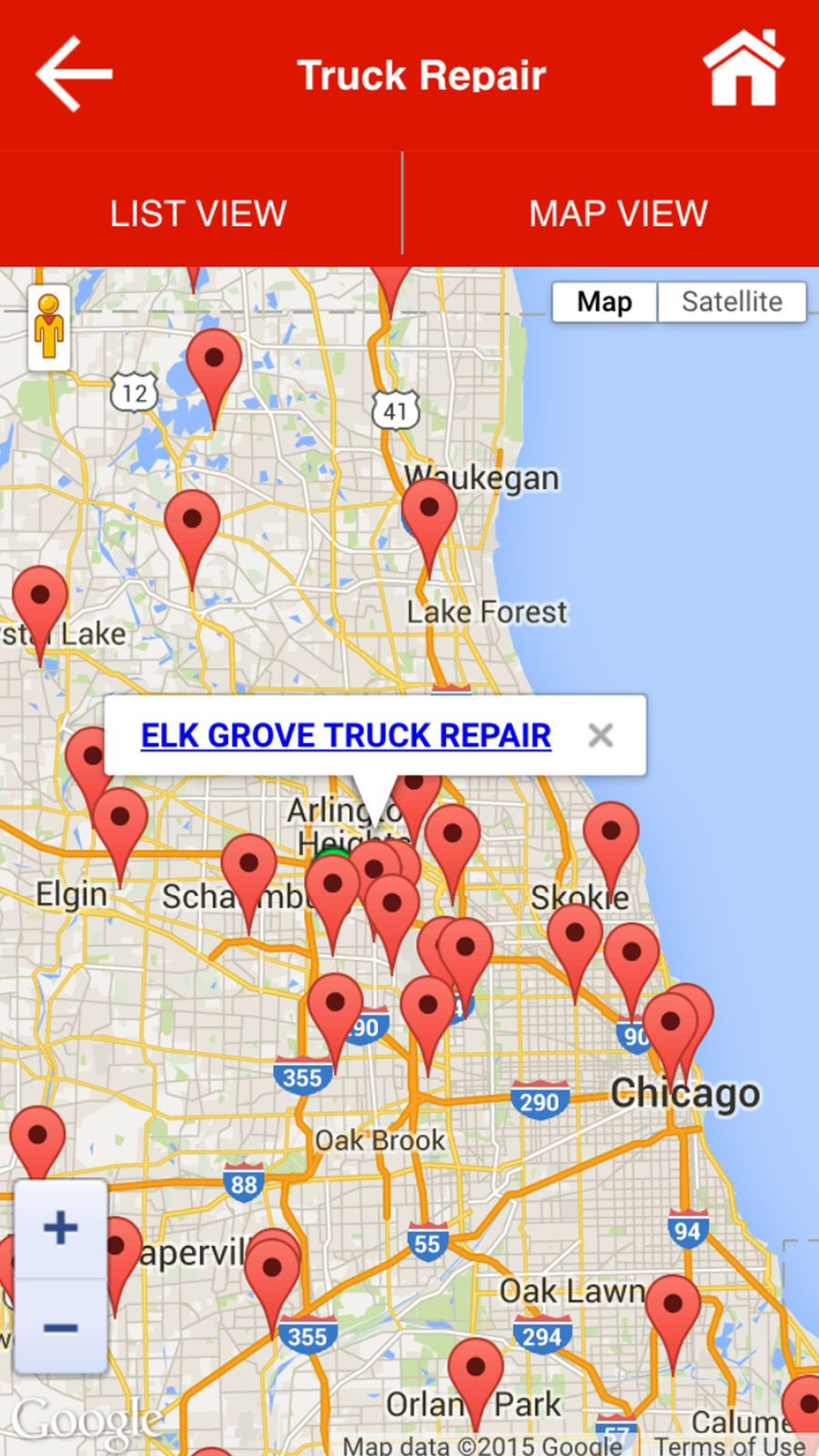 Find Truck Service (With images) Trucks, Truck repair
