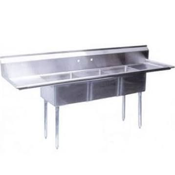 Used Stainless Steel Sink The Wasserstrom Company Free Shipping
