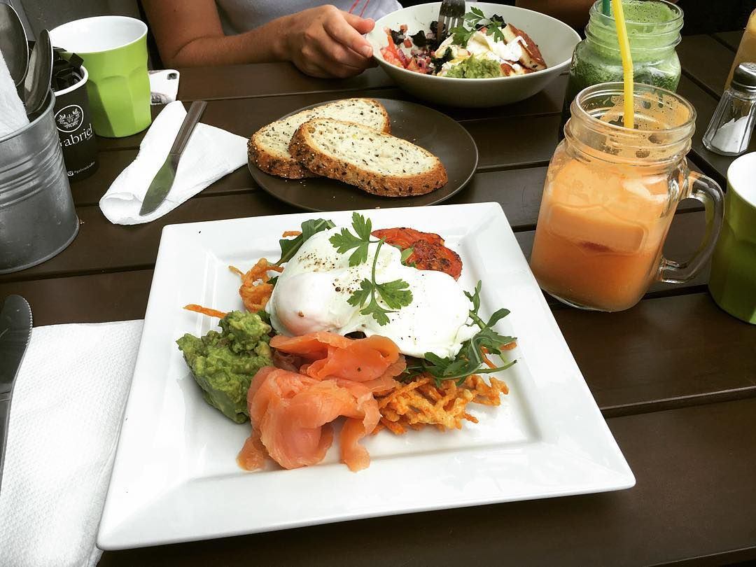 Breaky was earned today  #bonditobronte by veronicalydia http://ift.tt/1KBxVYg