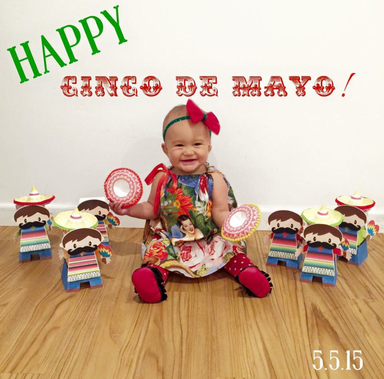 www.kupkakekidz.etsy.com Cinco de Mayo cupcake holder  $5/ea Each kid holds one standard sized cupcake Custom designs available