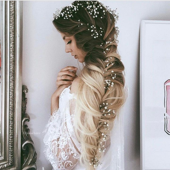 Beautiful Loose Braid Hairstyle Idea Youll Want To Do