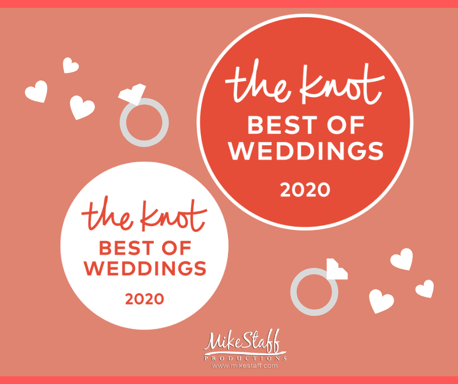 Selected As A 2020 ­­winner Of The Knot Best Of Weddings