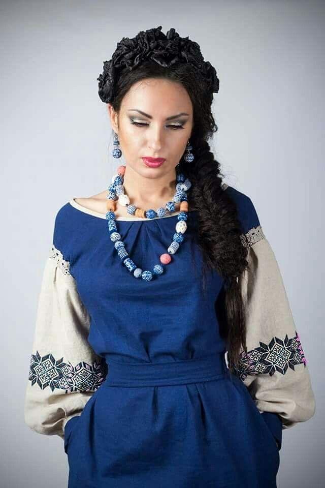 Ukrainian style Хіджаб Мода 4591542666731