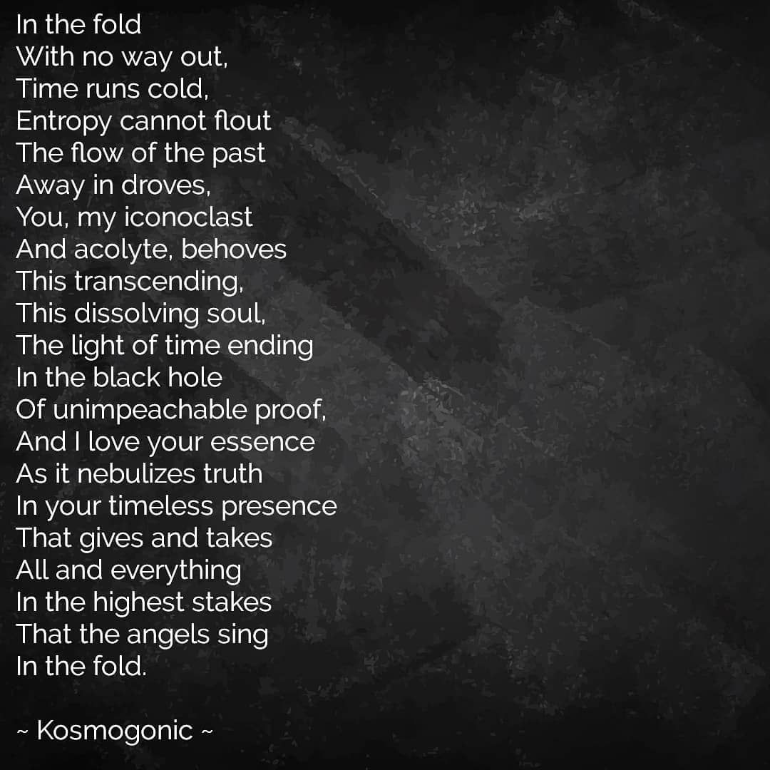 In the Fold  #poetry #poem #poems #mystical #calliope