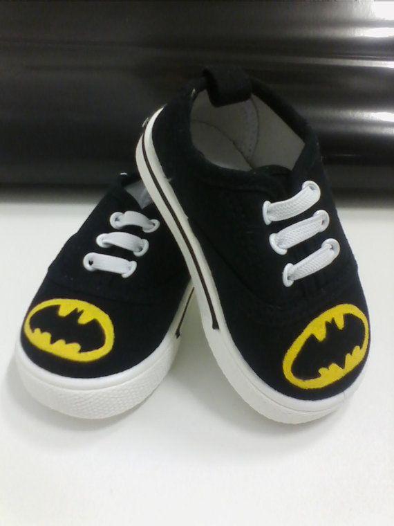 Zapatos Batman infantiles JoB7AGSy