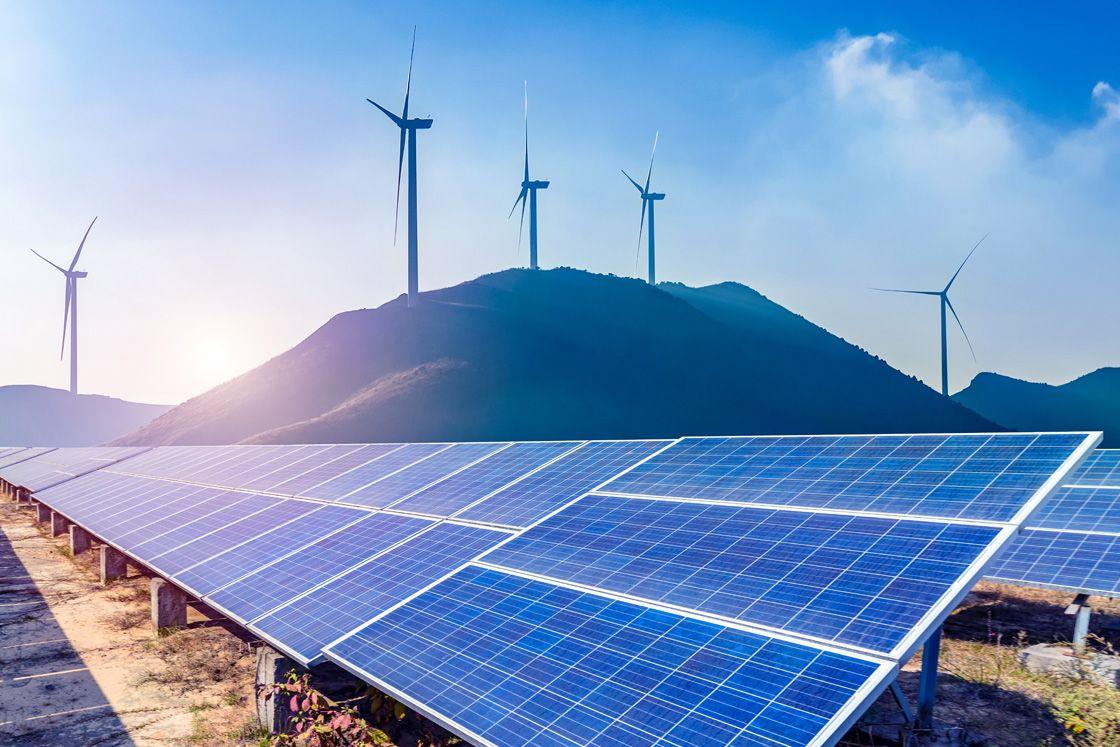 Renewable Energy Information in 2020 Renewable energy