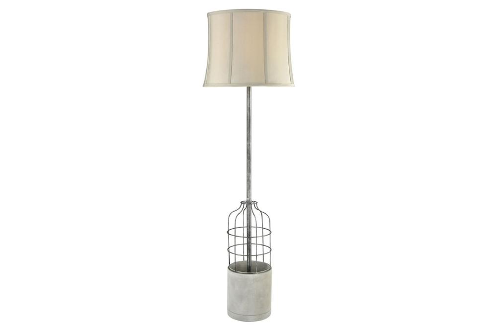 Elk Home Industrial Rochefort Outdoor Floor Lamp Ashley
