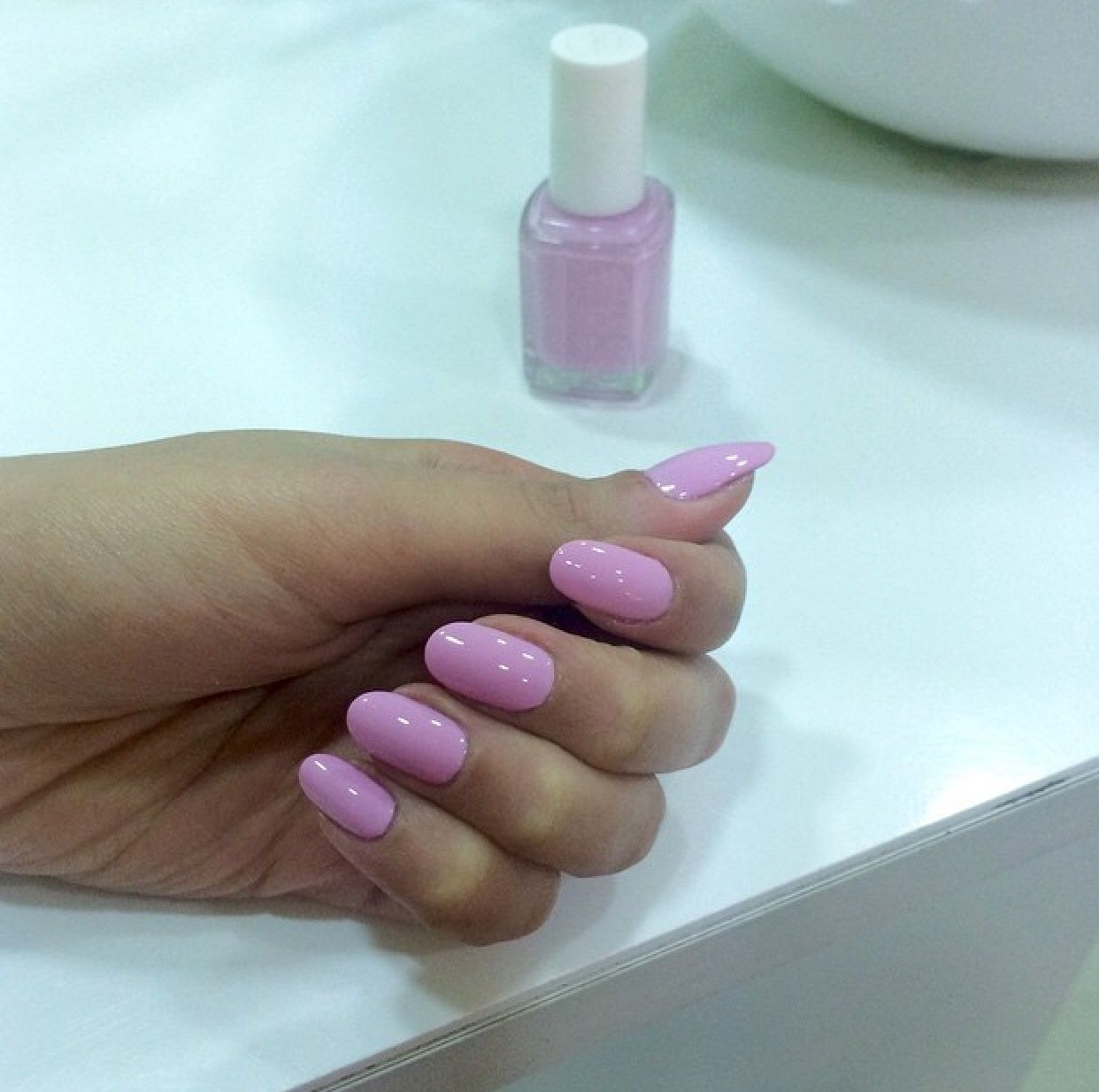 Kill Them With Chic Nail Color of the week - Essie French Affair ...
