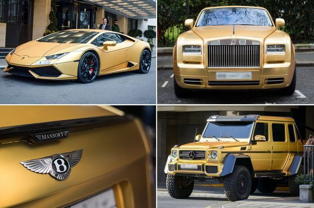 Binary options gold cars