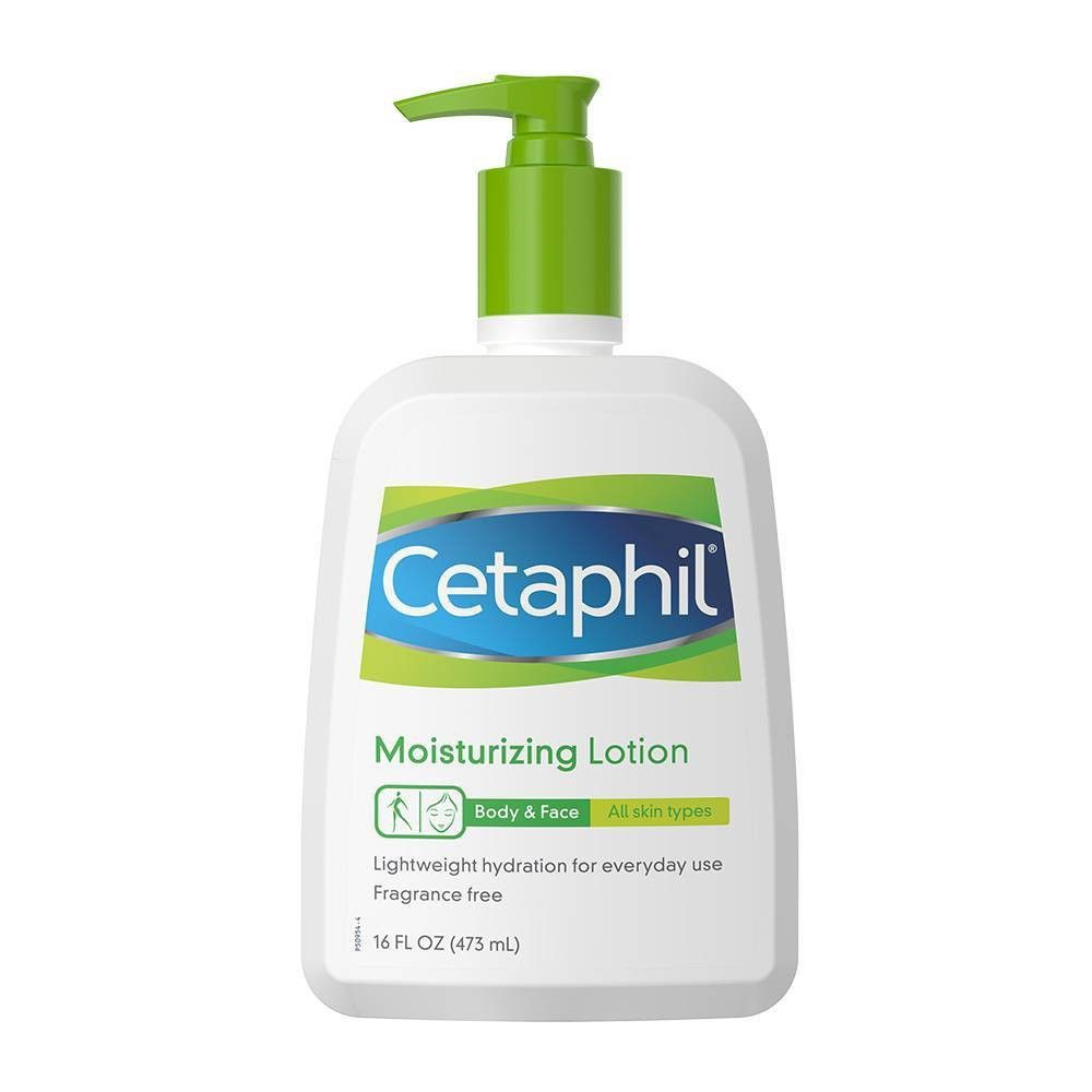 cetaphil facial moisturizer acne