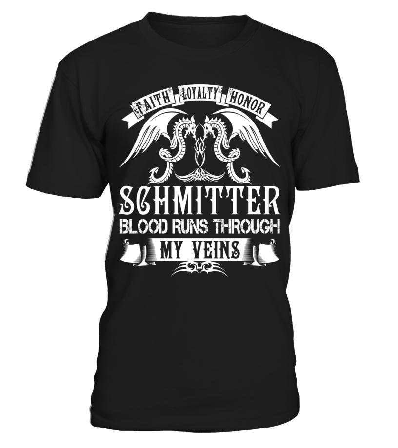 SCHMITTER Blood Runs Through My Veins #Schmitter