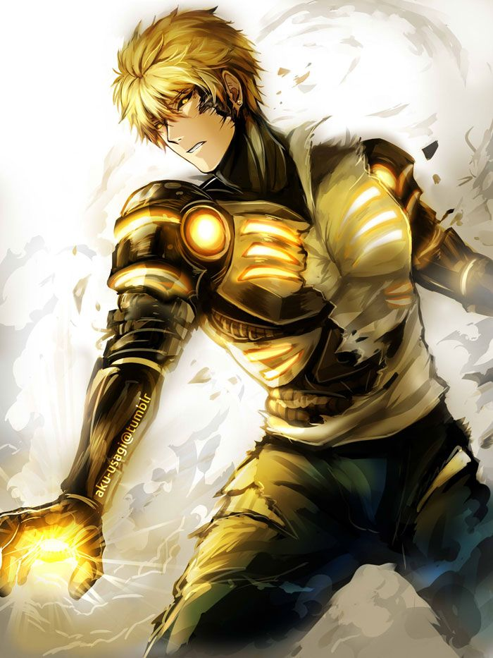 One Punch Man - Genos by アク on pixiv
