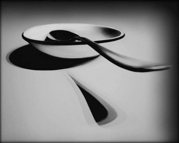 Saucer and Spoon by  jq_gaines