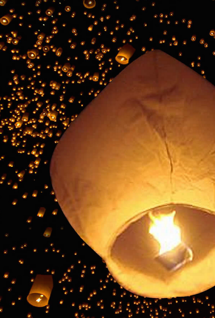 White paper lanterns with lights - Detalles Acerca De New 50 White Paper Chinese Lanterns Sky Fire Fly Candle Lamp Wish Party Wedding