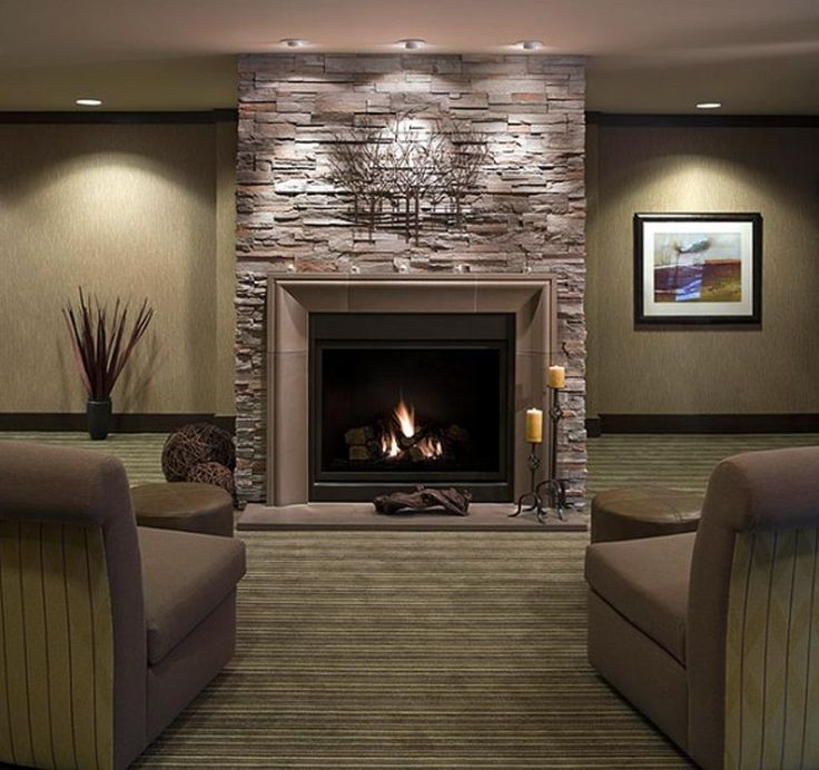 furniture ideas 5 fireplace surround and decorating ideas fireplace surround ideas modern fireplace concrete and stone livingroom - Fireplace Styles And Design Ideas