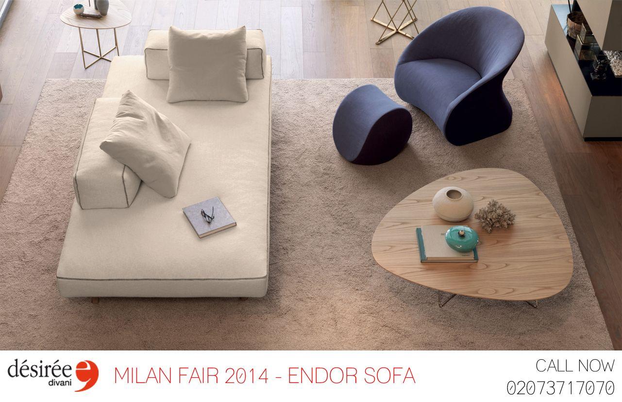 Desiree New deisgns at the Milan Fair 2014!   Come see us at Hi-SpecDesign at our Fulham Showroom  Endor Sofa #Milan #MilanFair2014 #ItalianDesign #DesignerSofa #Fulham