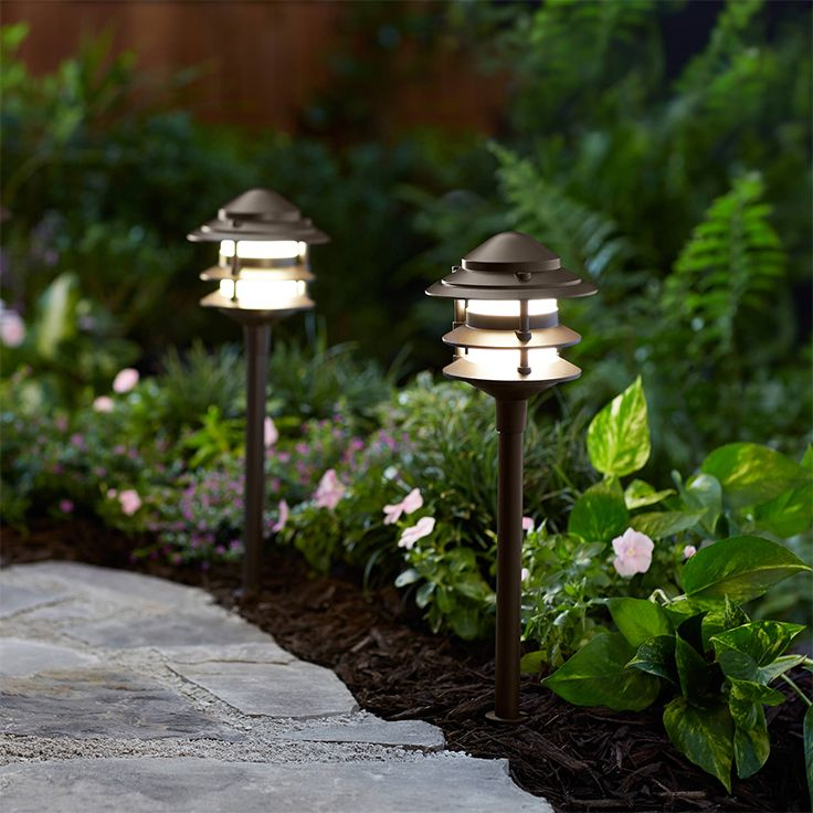 Better Homes Gardens Frayser 1 Piece Outdoor Quickfit Led