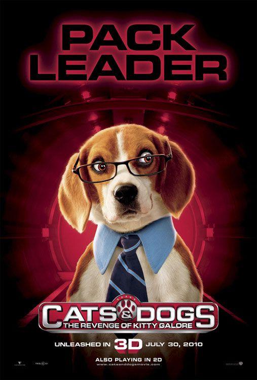 Cats Dogs The Revenge Of Kitty Galore Starring Bette Midler