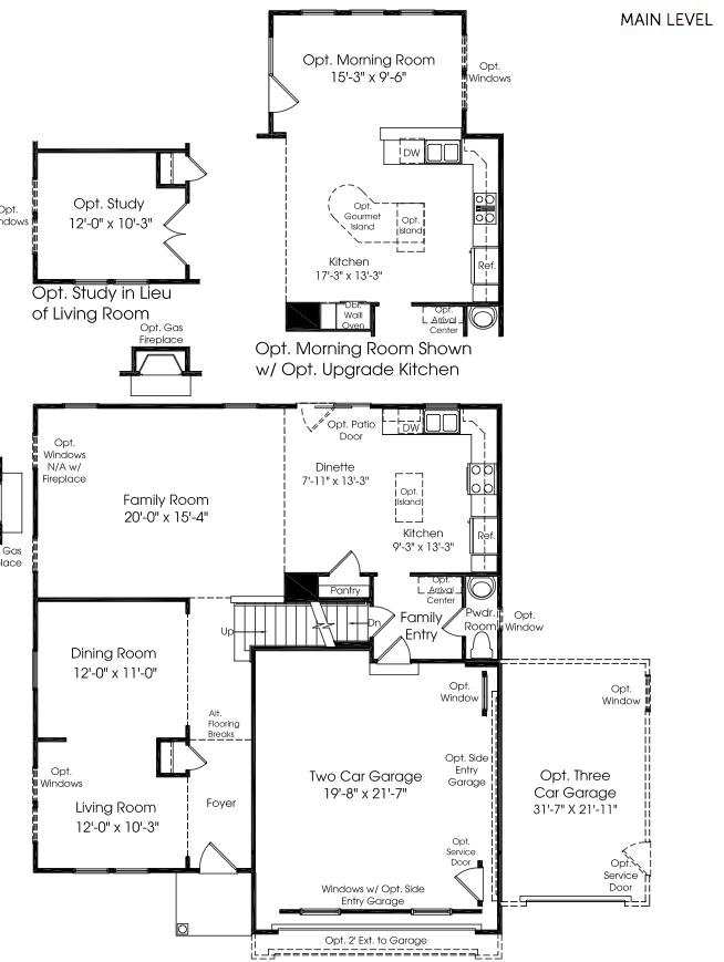 Featured Floorplan The Milan By Ryan Homes Floor Plans House Floor Plans Ryan Homes