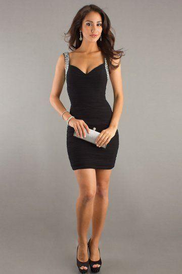 ff949f634ae5 tubino nero sexy ed elegante per le donne - little black dress ...
