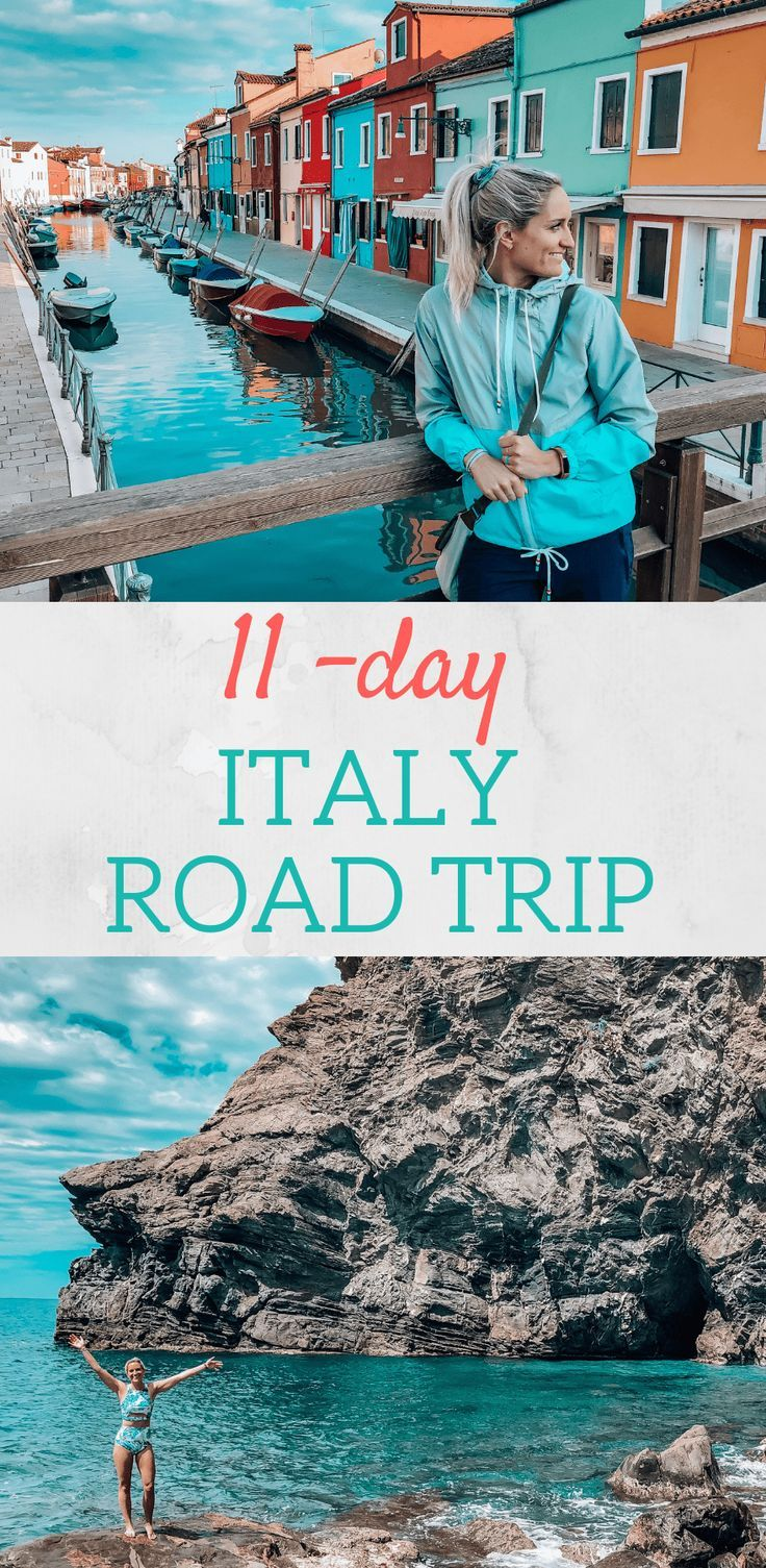 Photo of Our 10 Day Italy Road Trip – Fit and Well