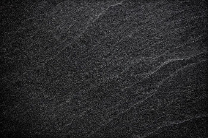 Dark Grey Black Slate Background Or Texture Wall Mural Living