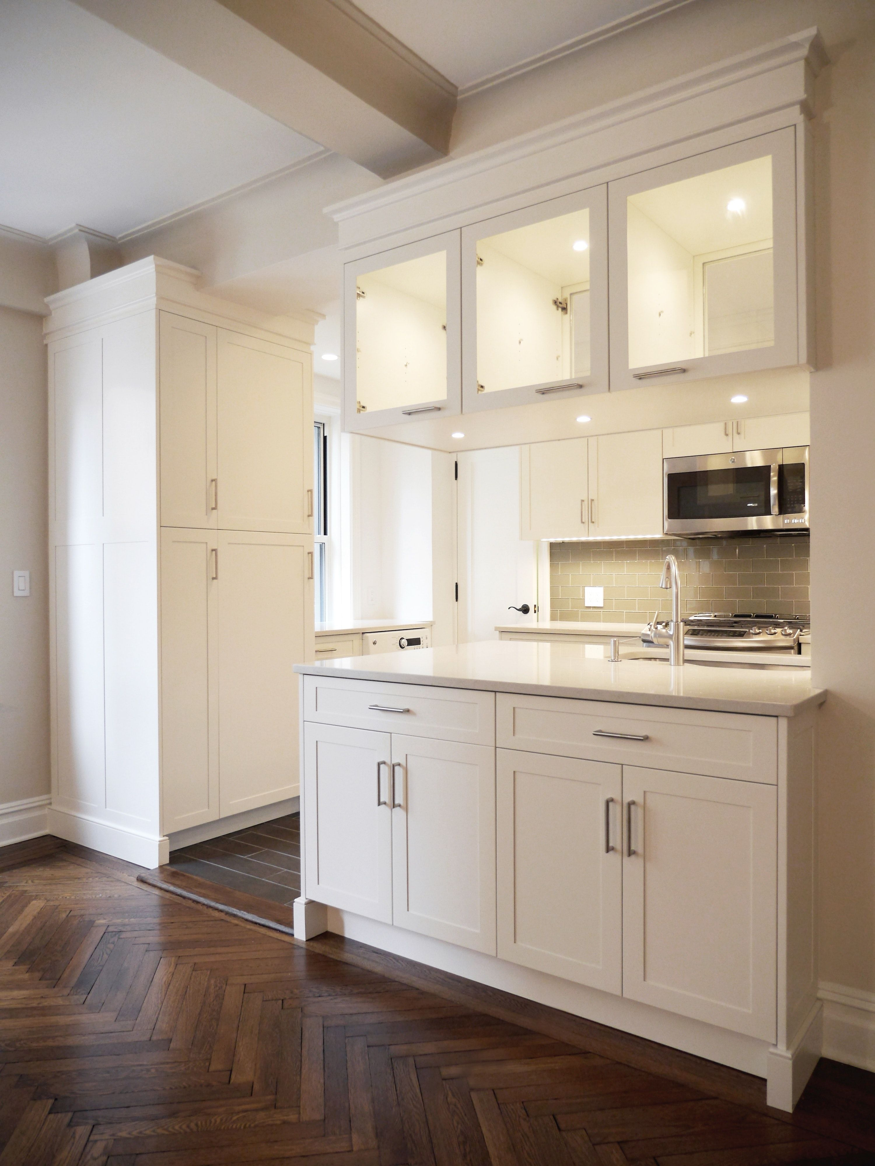 custom kitchen cabinetry sink size contemporary open white by paula mcdonald design build interiors lookbook dering hall