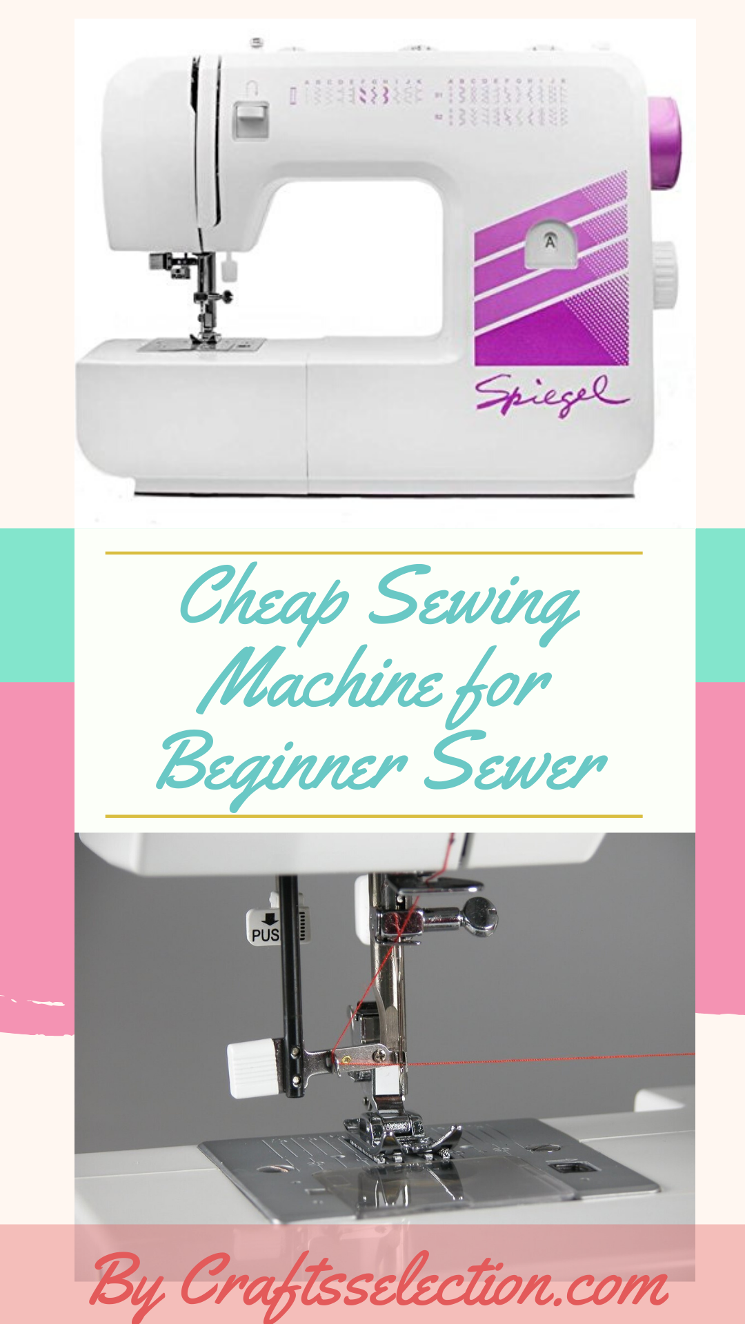 Spiegel SP3201 Review - Good Cheap For Beginners   Sewing ...