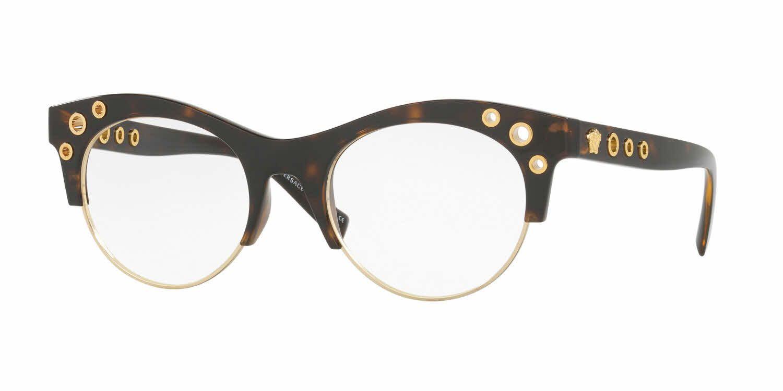 Versace VE3232 Eyeglasses   Versace, Designer frames and ...