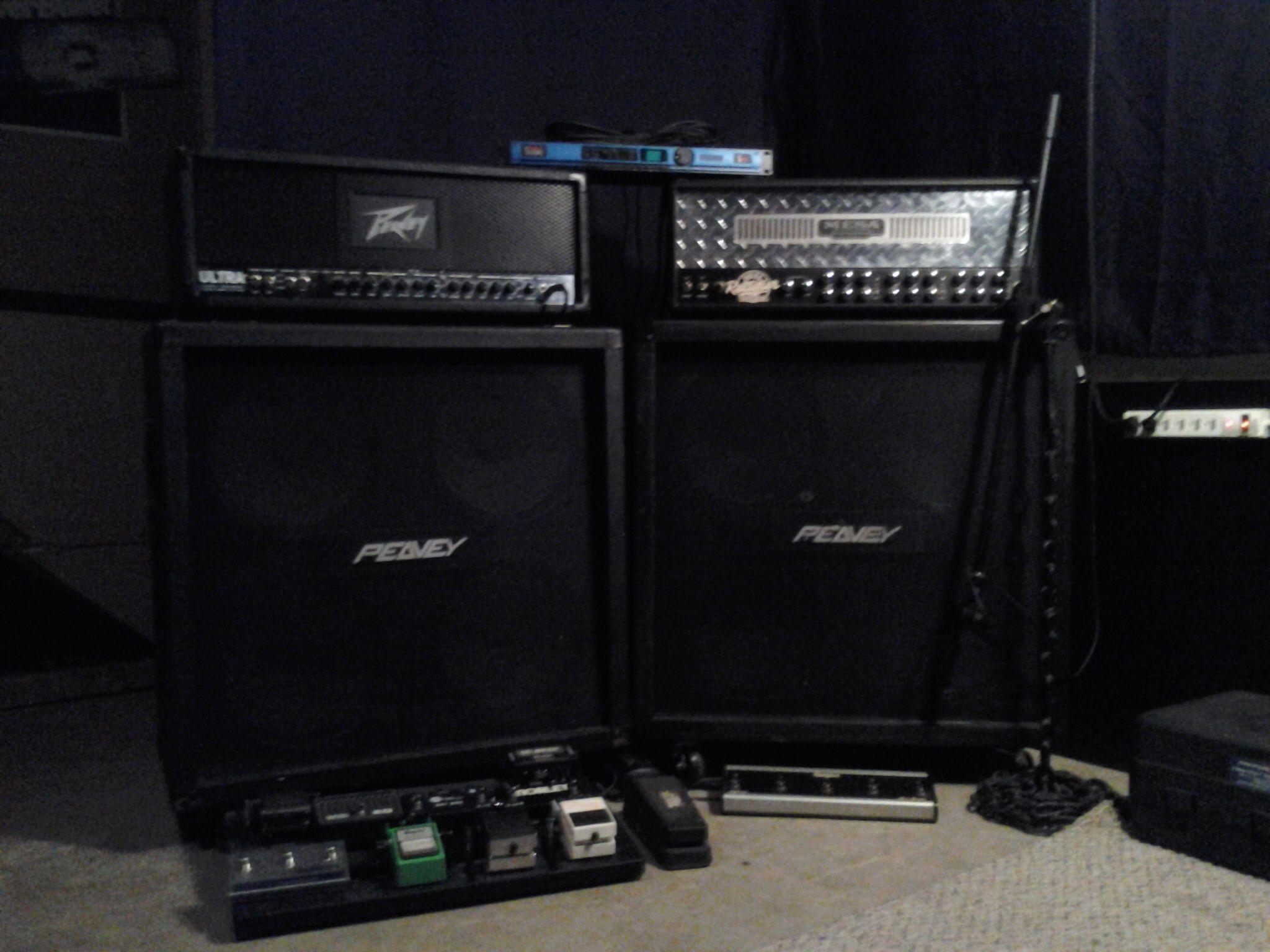 Love my amps....