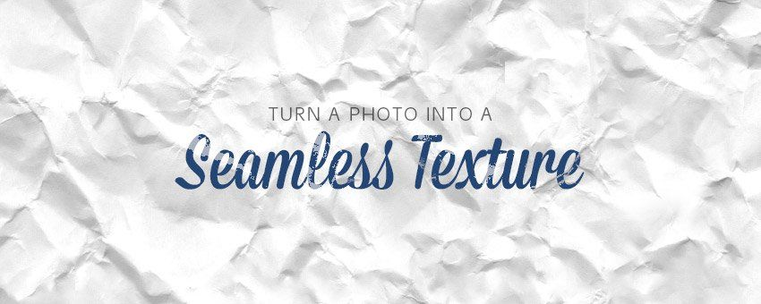 How to Turn a Photo into a Seamless, Tileable Texture in Photoshop