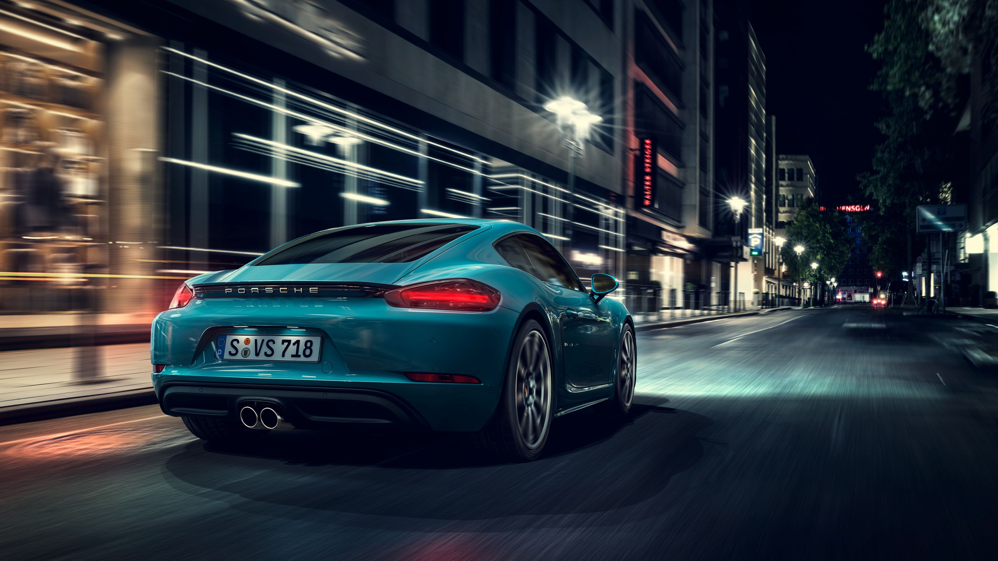 Porsche Cayman Wallpaper