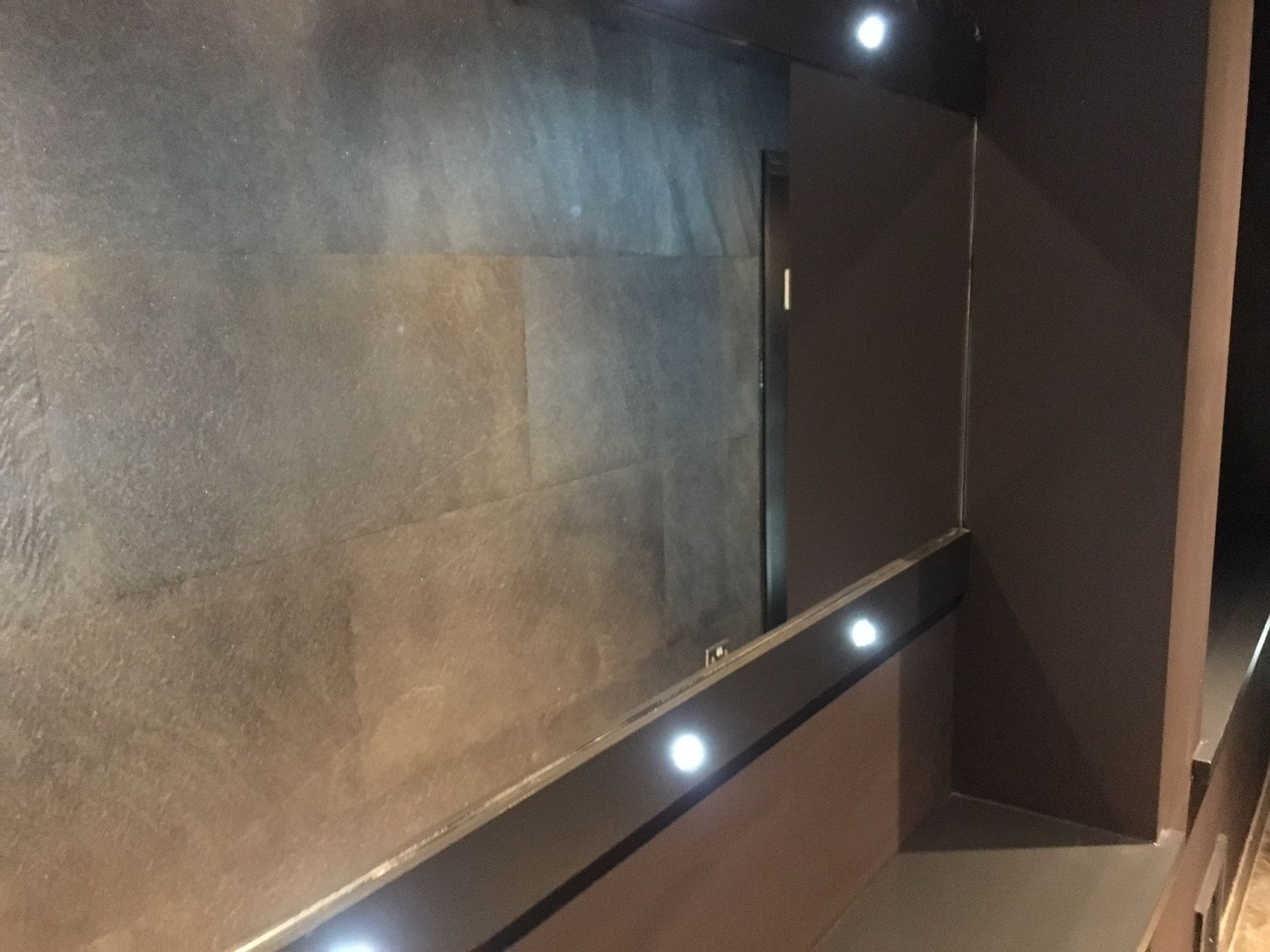 Galaxy black slate veneer wall cladding livingroom pinterest slate veneer tiles and natural stone cladding light weight ultra thin flexible and natural stone finish cladding for all interior and exterior uses doublecrazyfo Choice Image