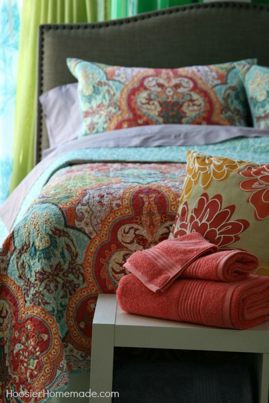 17 Best 1000 images about My BHG Dream Room on Pinterest Quilt sets