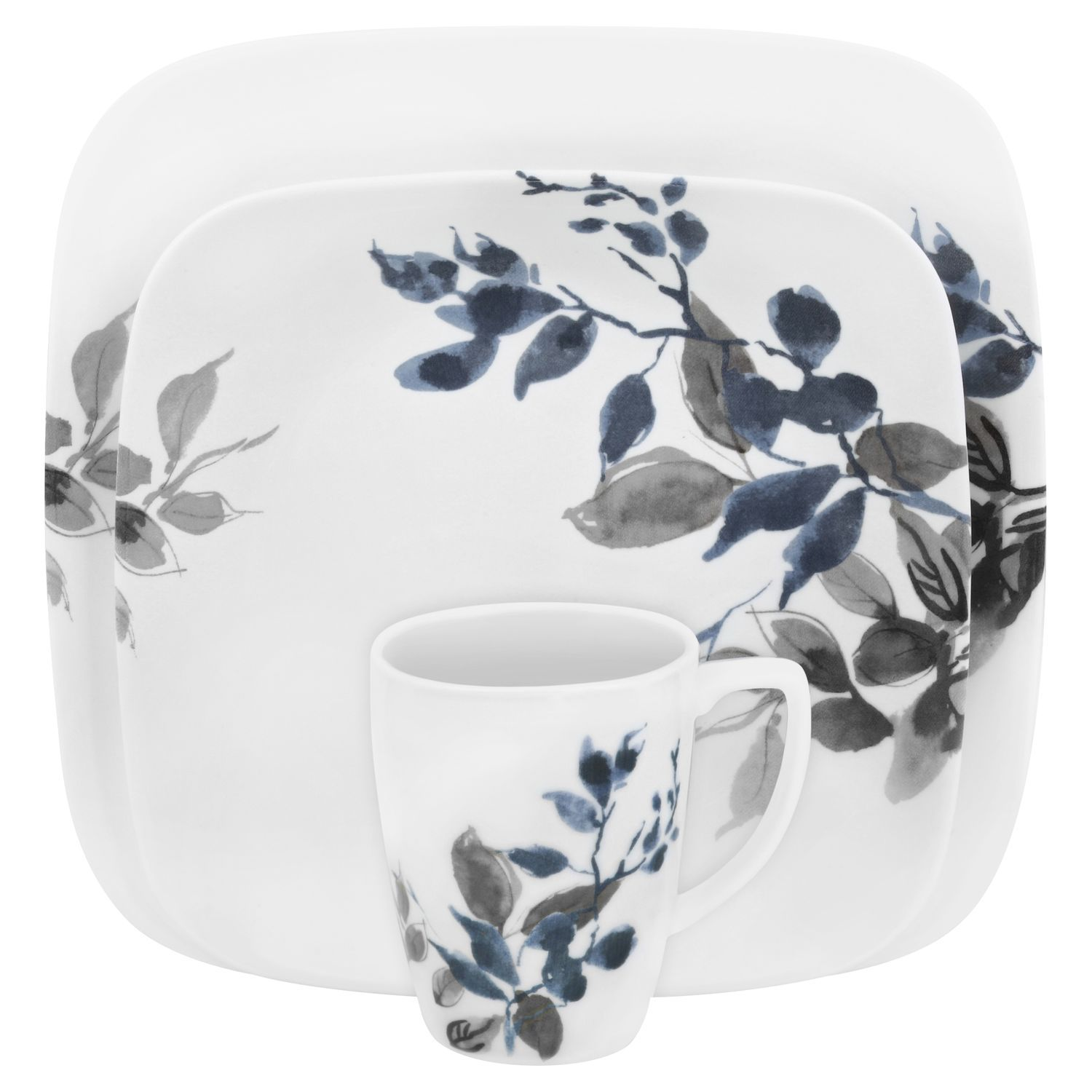 Corelle Boutique Kyoto Night 16 Pc Dinnerware Set Corelle