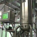 In-Situ sterilizable Bioreactor or Fermenter for heterotrophic bacteria cultivation