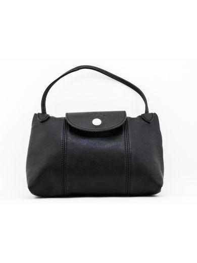 3cd685da121 Crossbody, 001Black   Longchamp   Pinterest   Longchamp, Leather ...