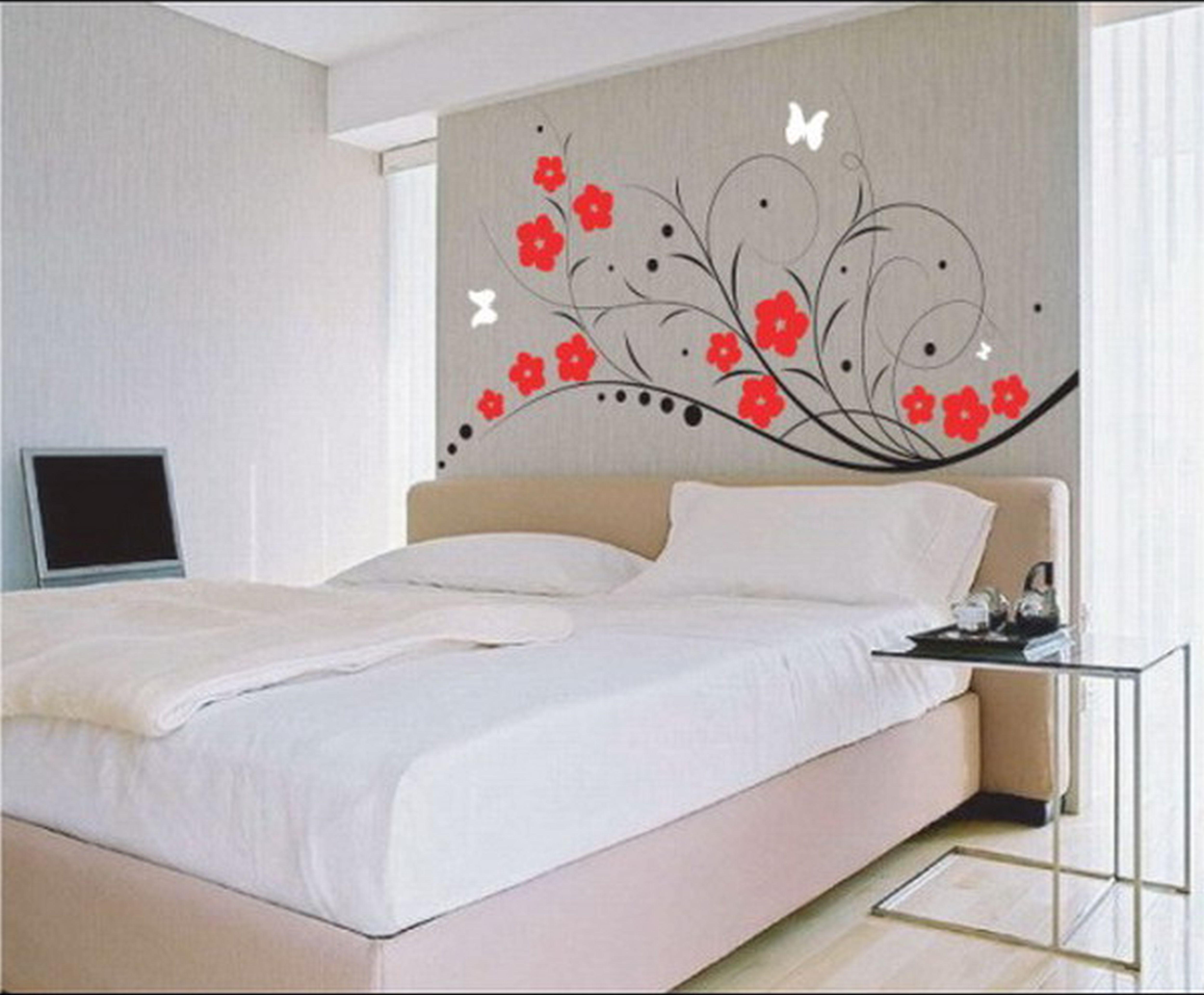 New Easy Bedroom Decorating Ideas With Easy Diy Bedroom Wall Art Above Headboard Inexpensive Bedroom Wall Designs Master Bedroom Wall Decor Wall Decor Bedroom
