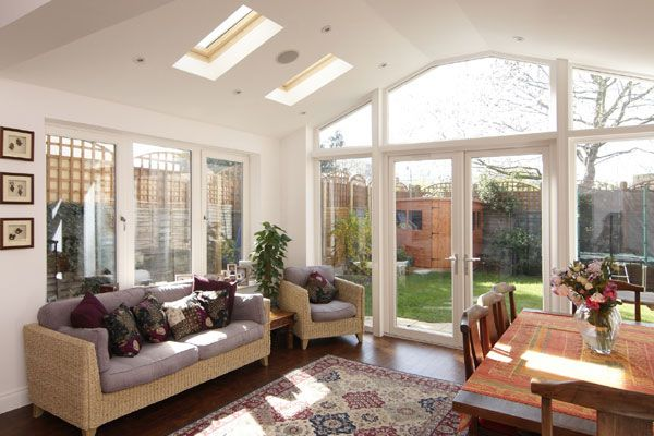 Extension Home Room Extensions Open Plan Kitchen Living Room