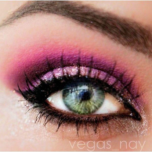 purple makeup blue eye Eye Makeup For Blue Eyes