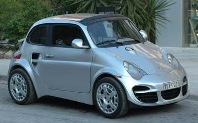 Smart Car Body Conversions | Cool Smart Car Body Kits